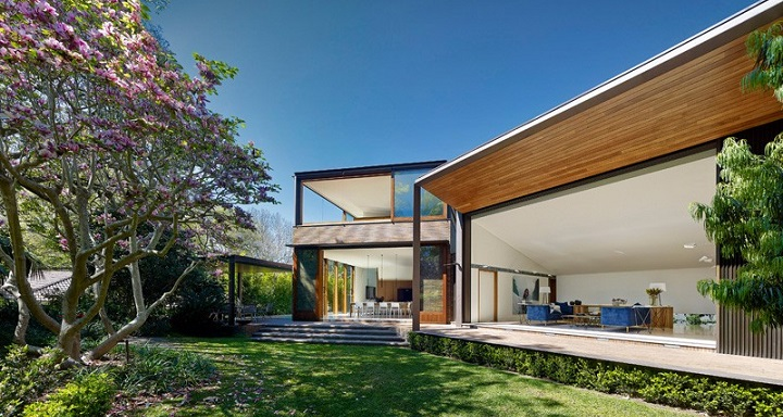 Woollahra House Sidney