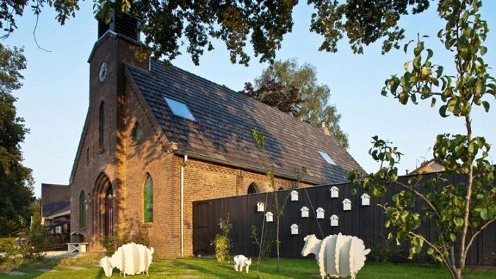 Iglesia Holanda