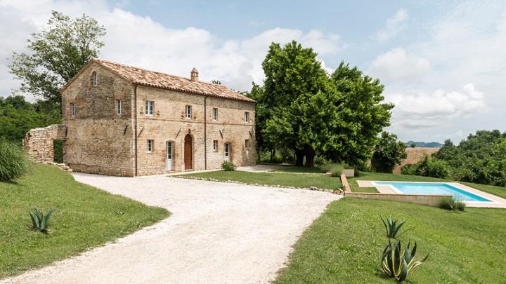 Montelparo Villa Toscana