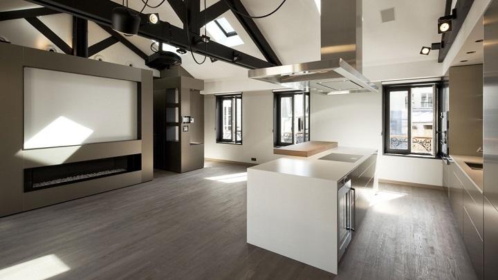 Appartement Grand Standing 120M Paris