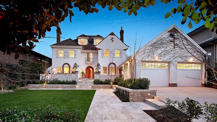 Kooyong House Melbourne
