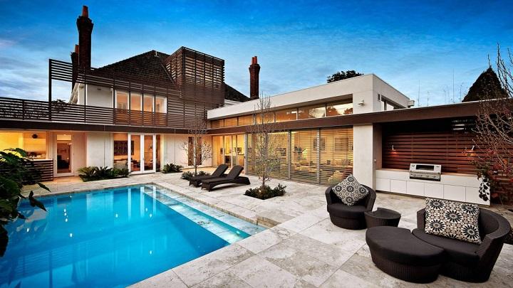 Kooyong House Melbourne1