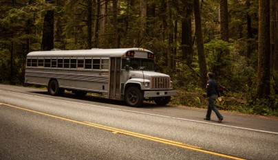 Restored Bus Mobile Home1