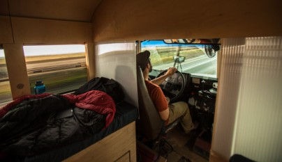 Restored Bus Mobile Home10