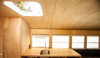 Restored Bus Mobile Home5