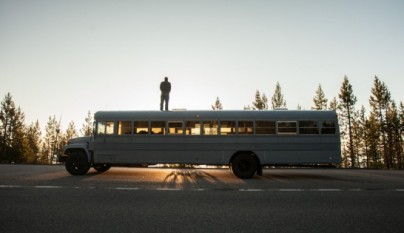 Restored Bus Mobile Home8