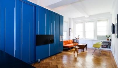 Unfolding Apartment Manhattan