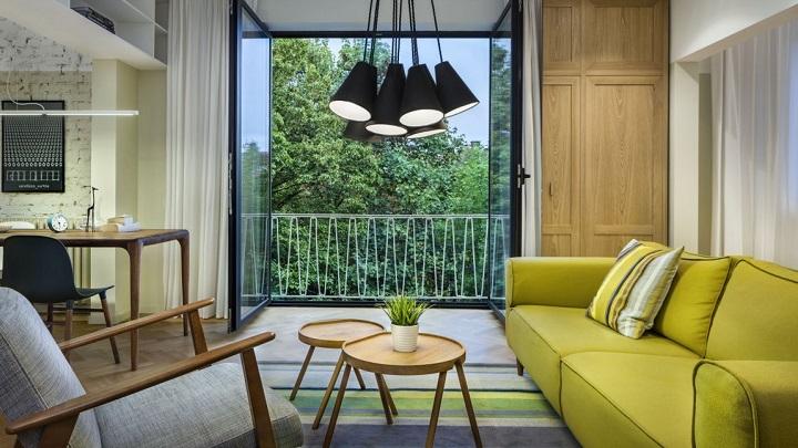 Apartment H01 Sofia