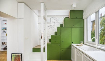 Apartment H018