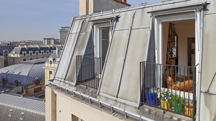 Appartement Arsenal Paris