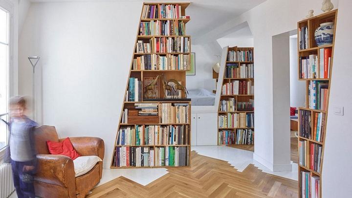 Appartement Arsenal Paris1