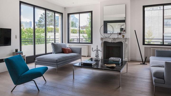 Decoarq arquitectura decorativa for Apartamentos minimalistas