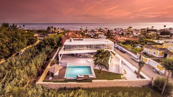 Cool Blue Villa Marbella