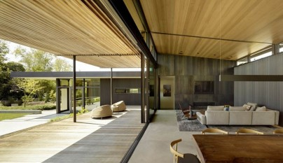 Mill Valley Courtyard Residence2