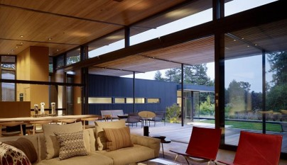 Mill Valley Courtyard Residence4