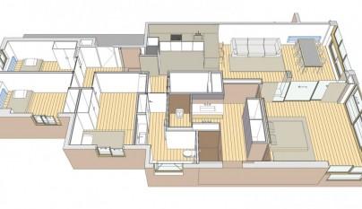 Apartamento Horizon22