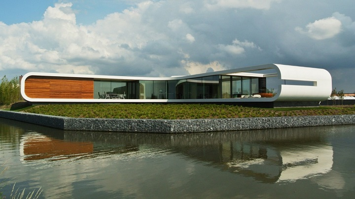 Villa New Water Holanda