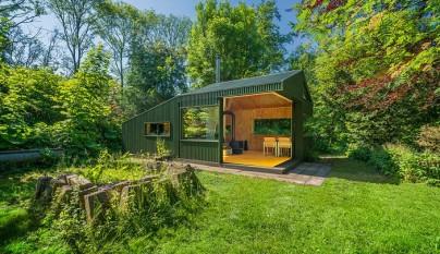 Thoreaus Cabin Utrecht
