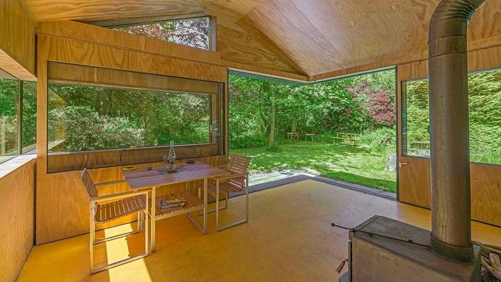 Thoreaus Cabin Utrecht1