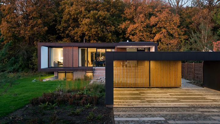 Decoarq arquitectura decorativa - Casas el bosque ...