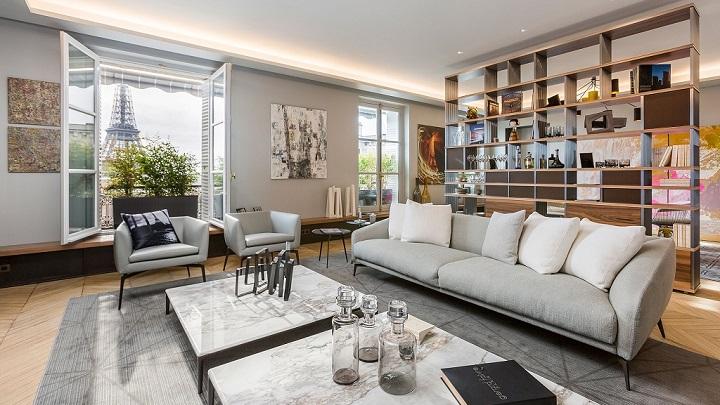 Apartamento Lujo Paris Alivar