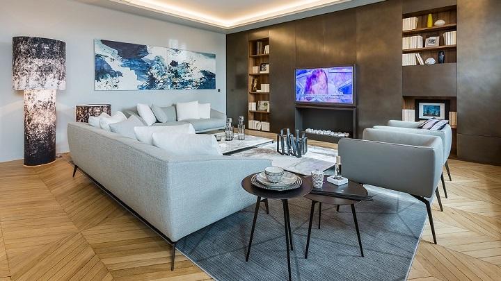 Apartamento Lujo Paris Alivar1