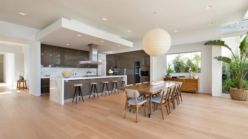 Decoarq arquitectura decorativa for Concepto de cocina abierta