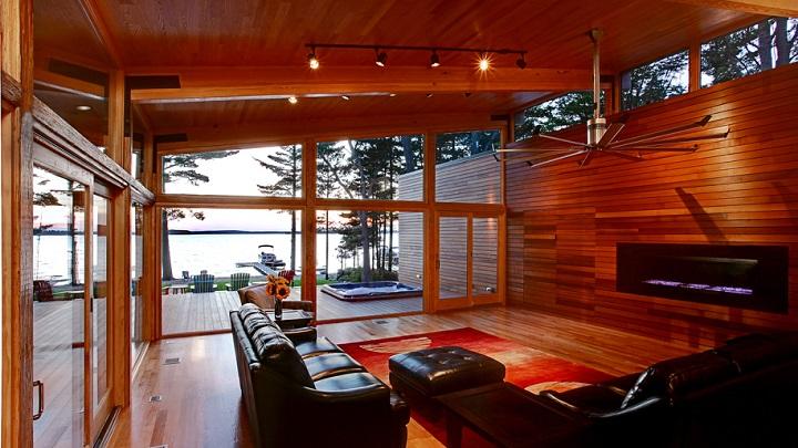 Higgins Lake House Michigan1