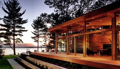 Higgins Lake House1