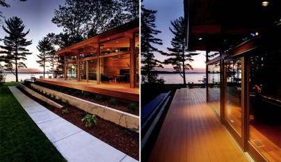 Higgins Lake House11