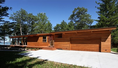 Higgins Lake House5