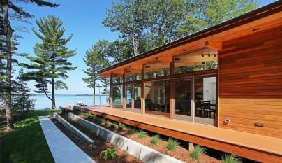Higgins Lake House8