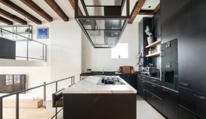 The Bloemgracht loft7