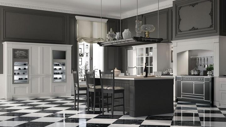 Apartment in Paris elegante1