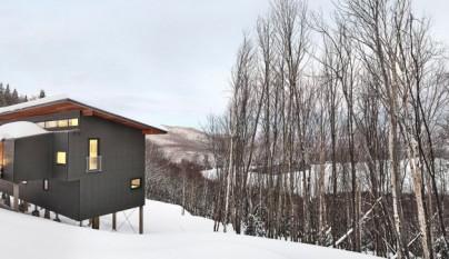 Laurentian Ski Chalet1