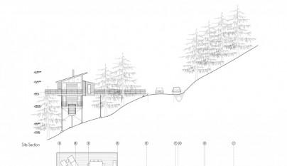 Laurentian Ski Chalet15