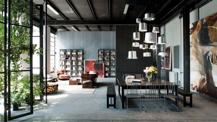 Loft in Milan Minacciolo