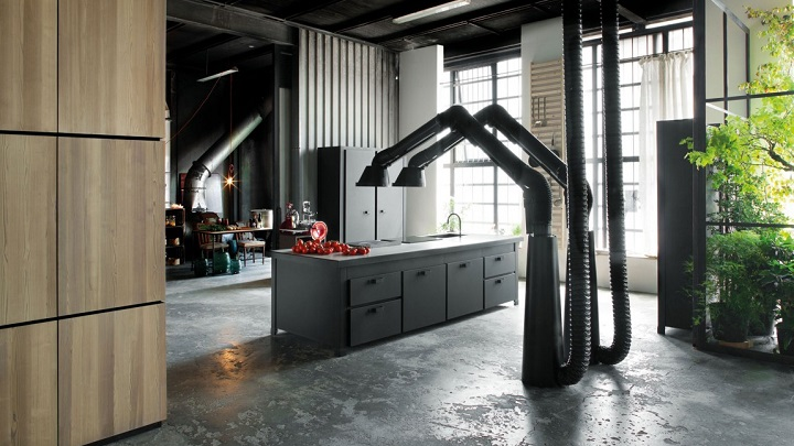 Loft in Milan Minacciolo1