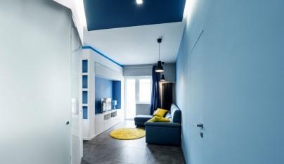 Prismatic Blue Apartment2