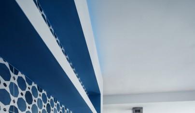 Prismatic Blue Apartment9