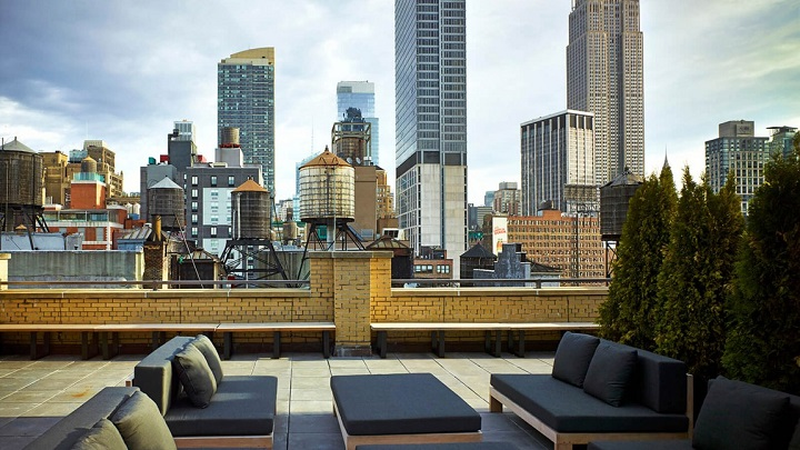 West 27th Street Penthouse Nueva York
