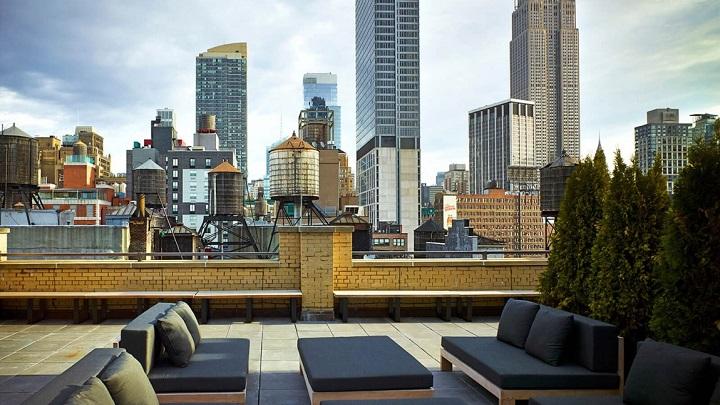 West 27th Street Penthouse Nueva York