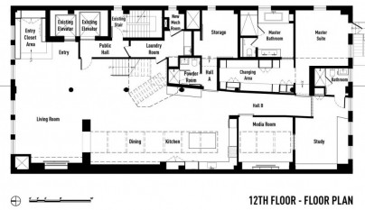 West 27th Street Penthouse13