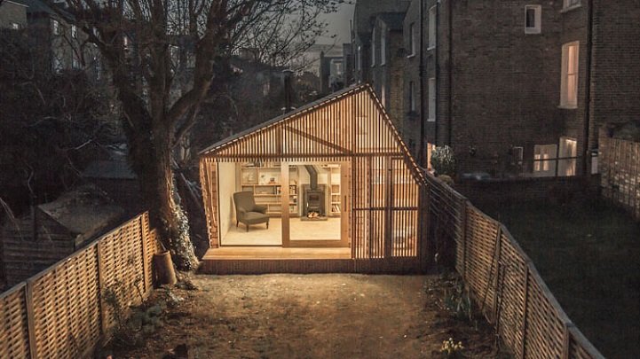 Writers Shed Londres