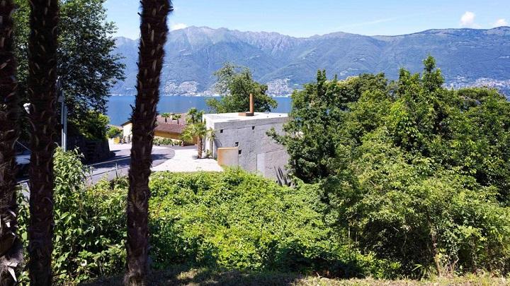 Casa de Meuron a Caviano Suiza