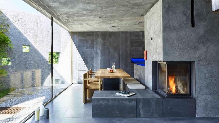 Casa de Meuron a Caviano Suiza1