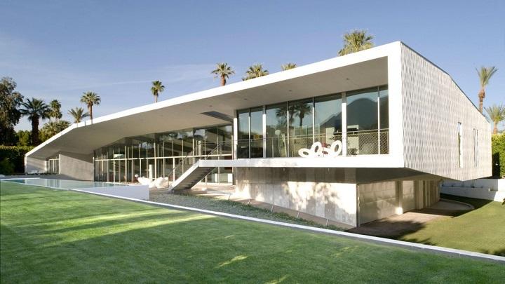 Desert Canopy House California
