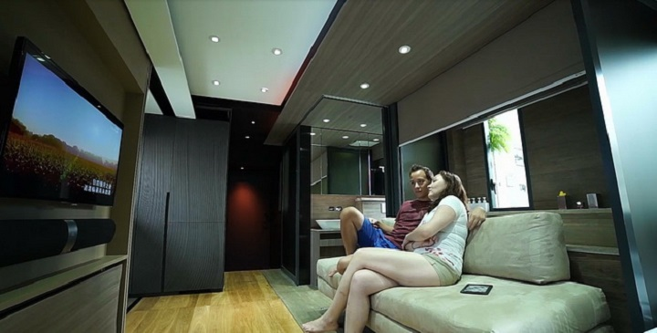 Small Home Smart Home Hong Kong1