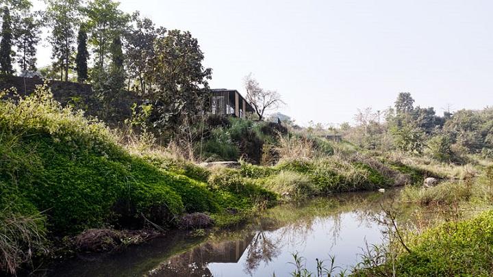 The Riparian House Mumbai
