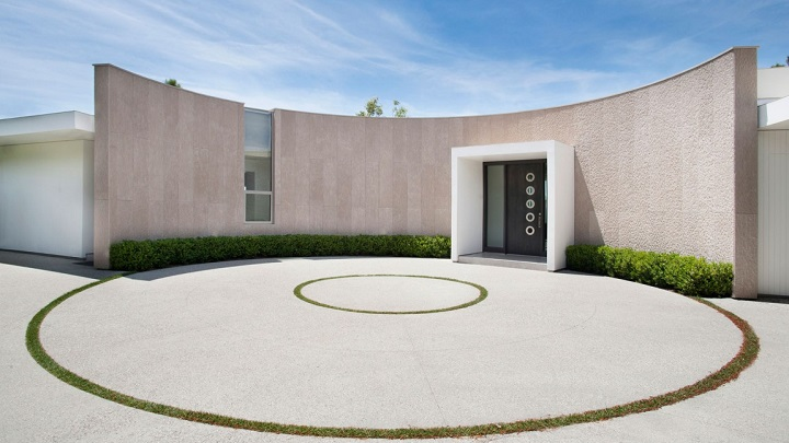 Trousdale Estates Contemporary Home Beverly Hills